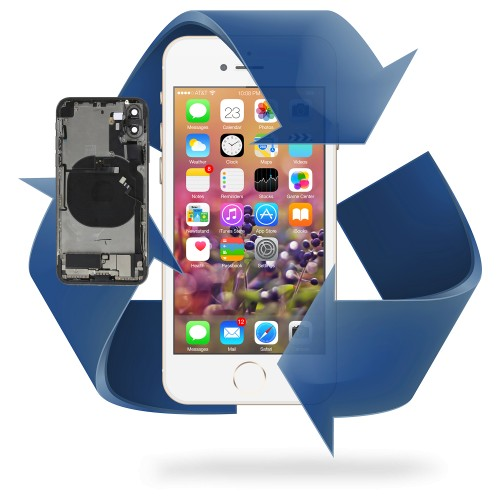 Remplacement Chassis Iphone 8 / 8 Plus
