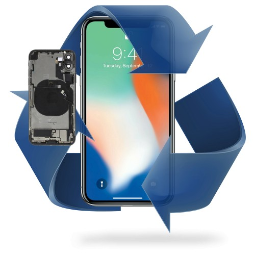 Remplacement Chassis Iphone X / XS / XS MAX / XR
