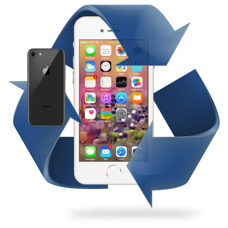 Remplacement vitre arrière iPhone 8 / 8 Plus