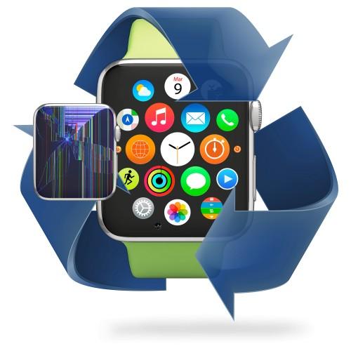 Remplacement écran Apple Watch série 4