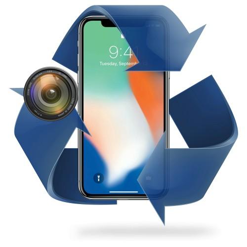 Remplacement caméra iPhone x