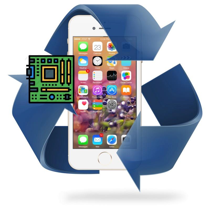 Remplacementchip IC audio iPhone 7 / 7 Plus
